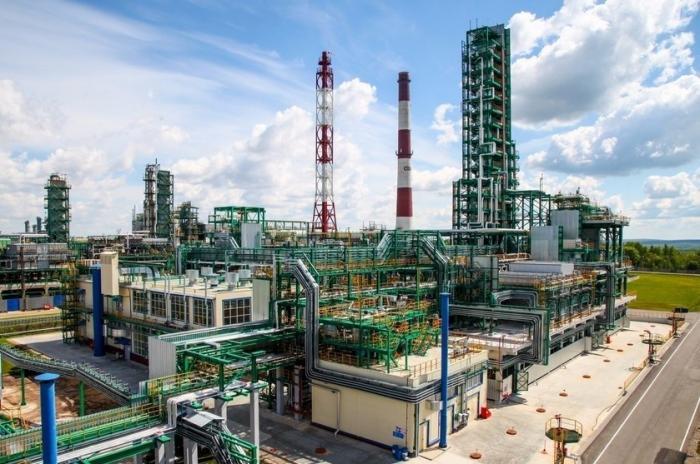 В Ярославле запустили установку попроизводству базовых масел III группы качества