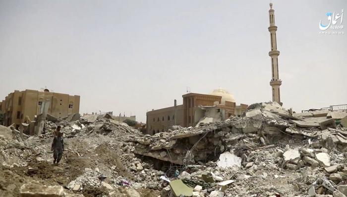 ООН обвинила армию США и их союзников в совершении массовых убийств в Сирии