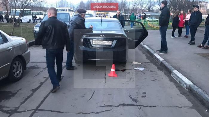Москва: продажные эксперты признали пьяным 6-летнего ребёнка, которого сбила жена авторитета
