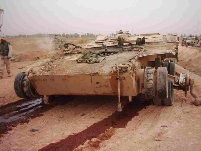 Военно-промышленный комплекс США вступает в кризис
