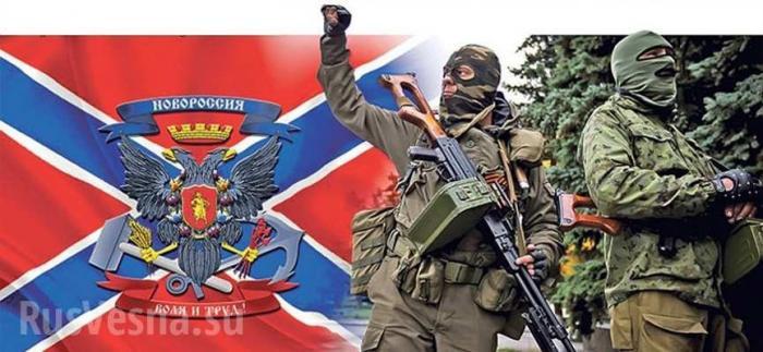 Сирия: ополченцы Донбасса расправились с бандой ИГИЛ у Пальмиры