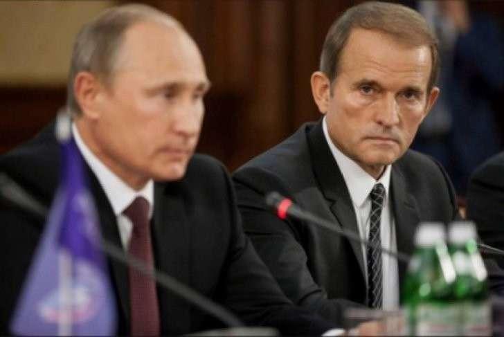 ОУН в шоке от Путина: вместо Бандеры наводить порядок придет Медведчук