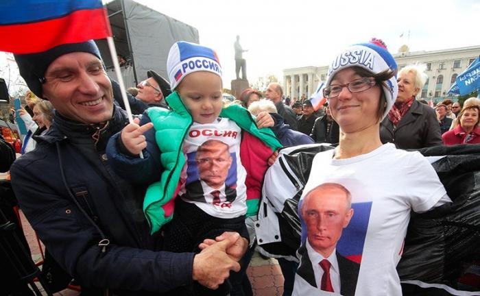 Санкции укрепляют Кремль. Новая тайна русской души