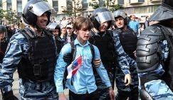 Алексей Навальный и сдувшийся воздушный шарик карнавального протеста
