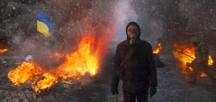 США назвали Украину «форпостом демократии» – анархии и хаоса