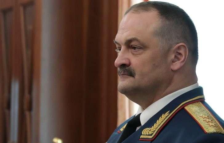 Первый заместитель директора Росгвардии Сергей Меликов