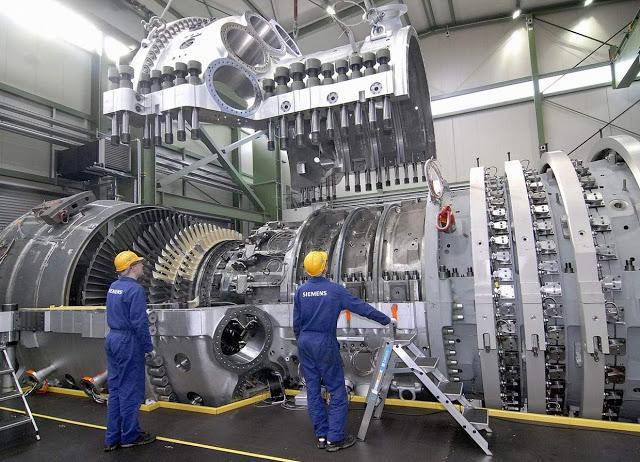Эхо приватизации: сроки строительства Крымской ТЭЦ сорвали из-за «петербургского Сименса»