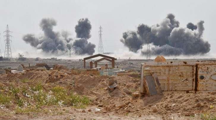 ИГИЛ: есть ли пути отступления у лишённых лидеров американских наёмников