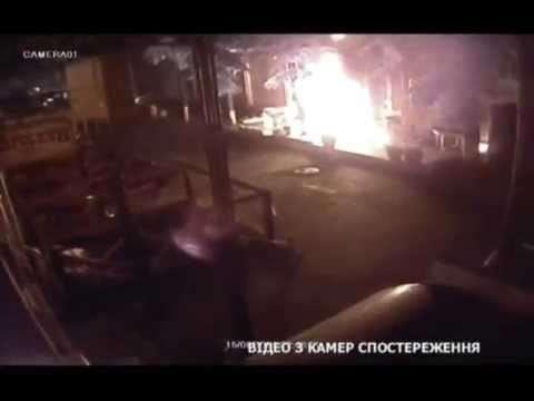 Партизаны Кировограда жгут пункты сбора средств для карателей