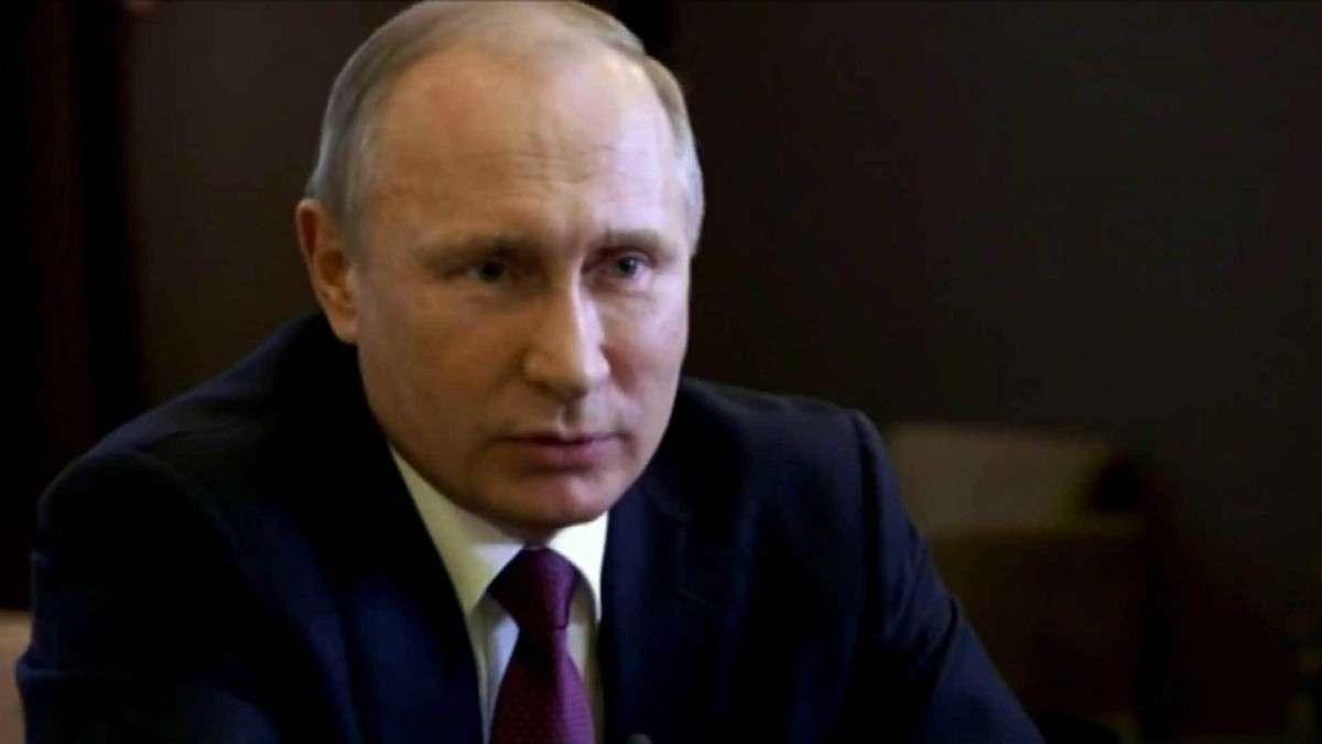 В Америке вышла книга, написанная на основе бесед Владимира Путина и Оливера Стоуна