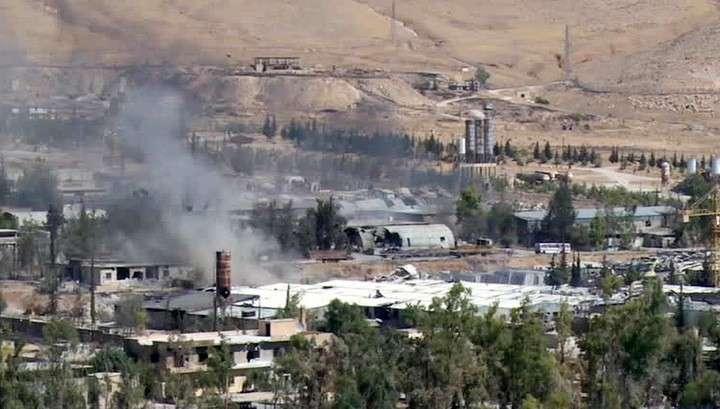 В Сирии ВКС России уничтожили двух полевых командиров и 180 террористов