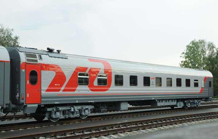Новые плацкартные вагоны начали курсировать нароссийских железных дорогах
