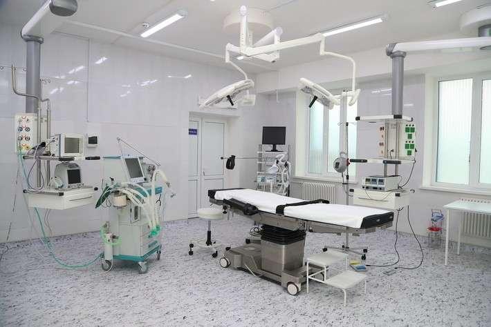 ВИнгушетии открылись перинатальный центр ионкодиспансер