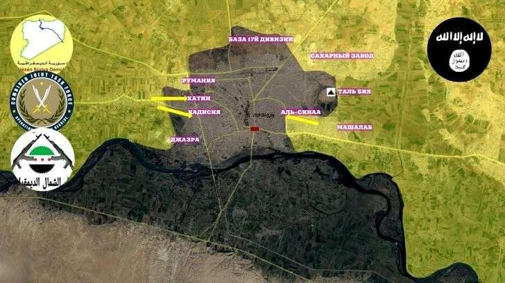 Сирия: уничтожение Аль-Багдади – главаря ИГИЛ.