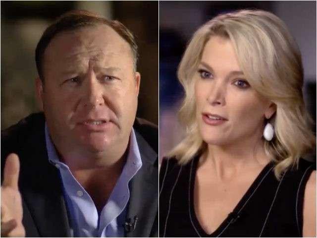 США: журналистку Мегин Келли критикуют за интервью с любимым конспирологом Дональда Трампа