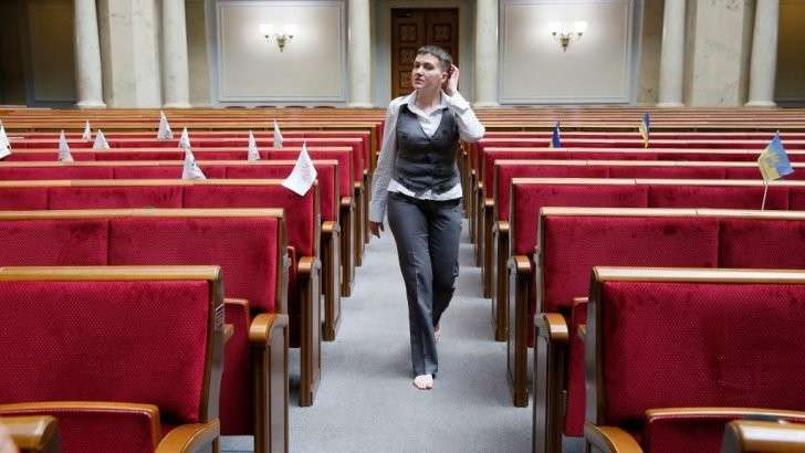 Чем обернётся отмена «закона Савченко» для Надежды Савченко
