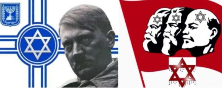 История геноцида в Малороссии повторяется. Жидофашисты и жидокоммунисты снова во власти
