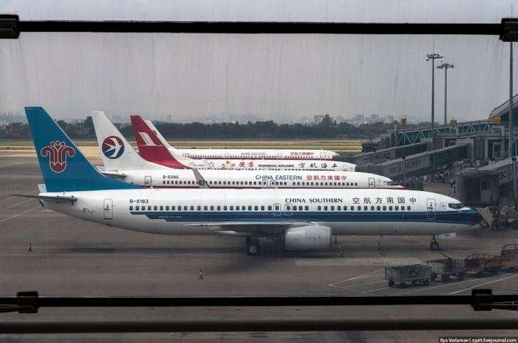 Российские пилоты убегают на службу в Великий Китай