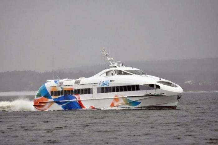 Наши современные скоростные суда будут экспортироваться в ОАЭ
