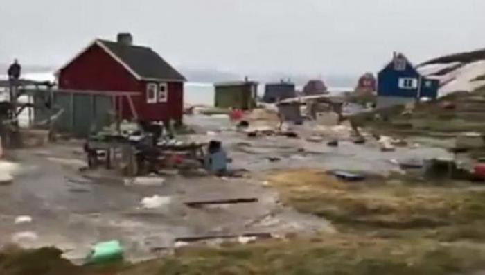 Гренландия: землетрясение и цунами обрушились на суровый край