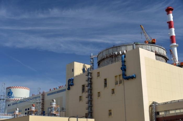 Ростовская АЭС: завершены работы по монтажу оборудования второго контура
