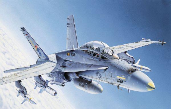 В США пилоты F/A-18 гибнут из-за негодной системы подачи воздуха