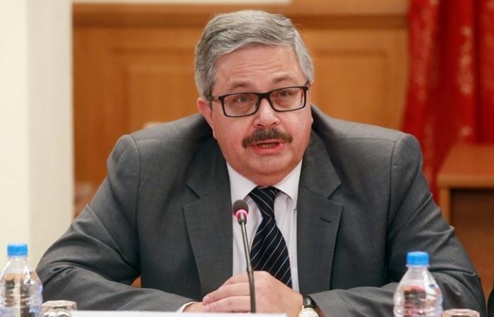 Владимир Путин назначил Алексея Ерхова послом РФ в Турции