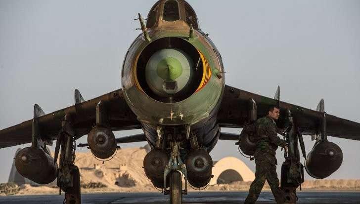 Минобороны России назвало атаку США на сирийский Су-22 военной агрессией