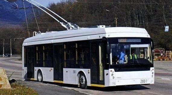 Крым закупил 44 специальных «горных» троллейбусов «Тролза»