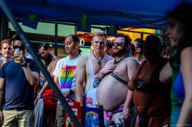 Украинцы готовьтесь! Гей парад это цветочки по сравнению с грядущими Западными ценностями (18+)