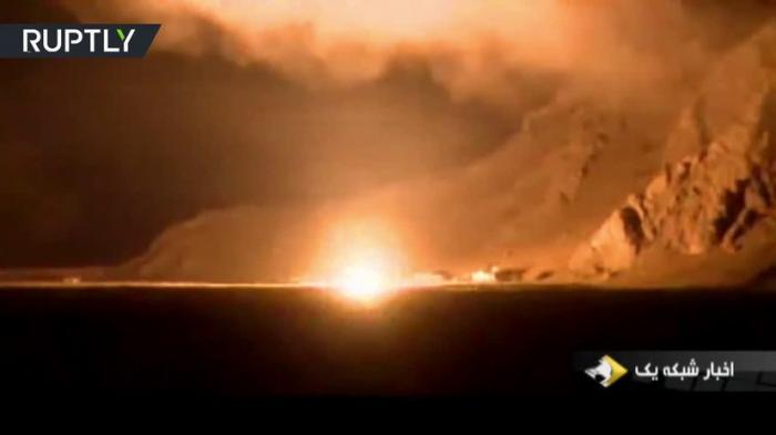 Иран жёстко ответил на теракт массированным ракетным ударом по базам американских наёмников в Сирии