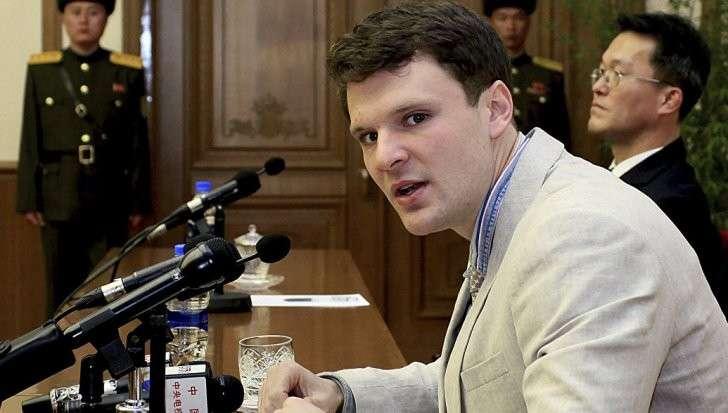 Освобожденный Северной Кореей американский студент Уормбиер скончался