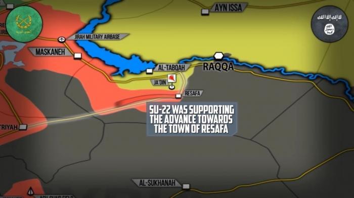 Сирия: США сбили сирийский самолет, Иран нанёс ракетный удар по наёмникам США