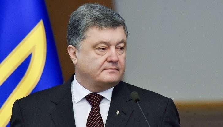 Белый дом назначил время краткой встречи Порошенко и Трампа