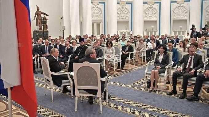 Встреча счленами Общественной палаты