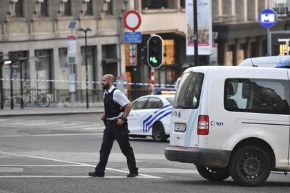 В Брюсселе на Центральном вокзале прогремел взрыв