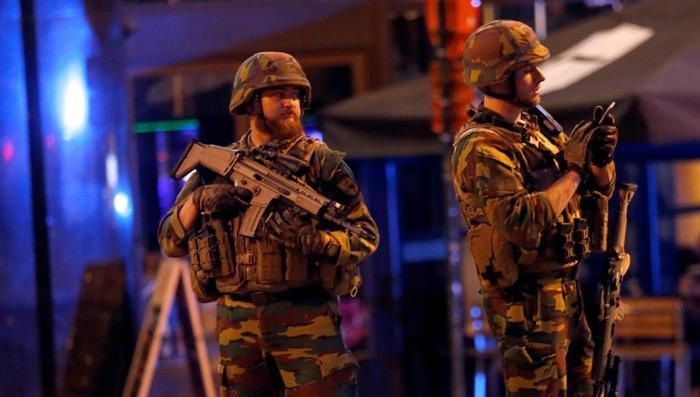 Брюссель: застрелили мужчину, устроившего теракт