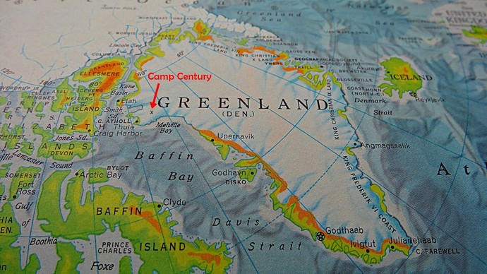 Арктика: как деградирующая инфраструктура военных США угрожает природе в мире