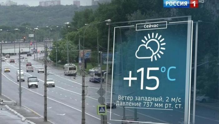 В Москве объявлено штормовое предупреждение: ожидается сильный ветер и град