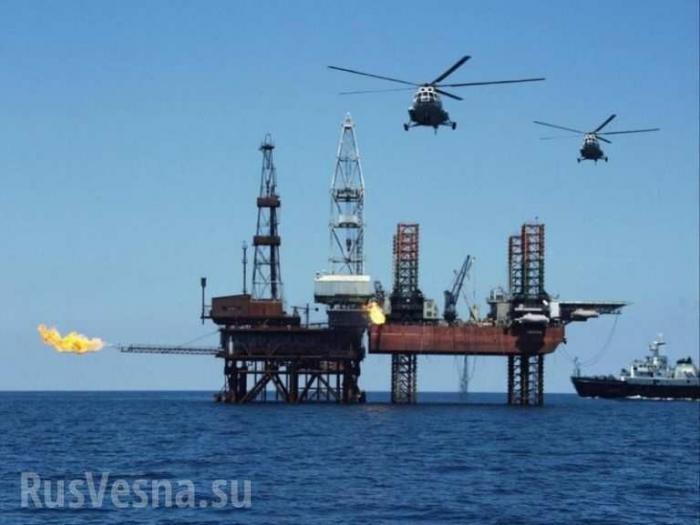 Россия украла у нас газовые месторождения в Черном море, – украинский безфлотный адмирал