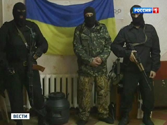 «Правый сектор» пригрозил Порошенко вооружённым походом на Киев