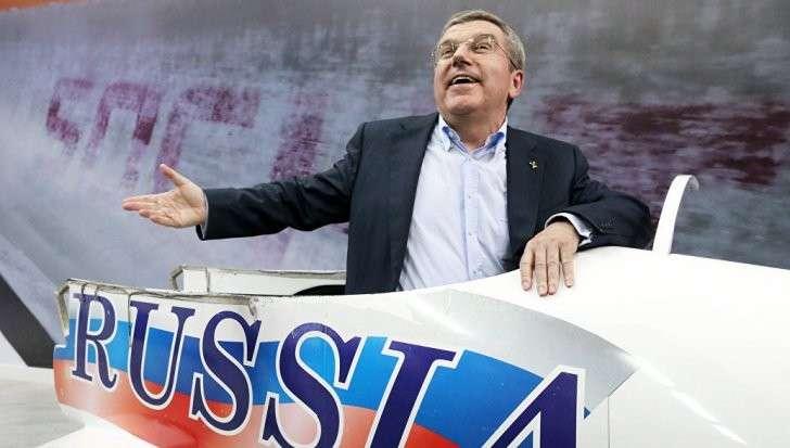 И ты, МОК! Эти чудаки тоже готовят санкции против России