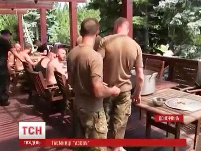 в батальон «Азов» вступают неонацисты из Европы