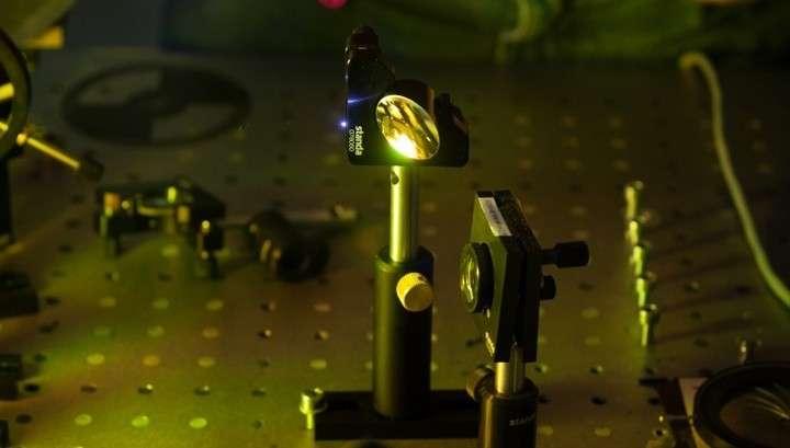 В России учёные создали уникальную сверхбыструю голографическую камеру