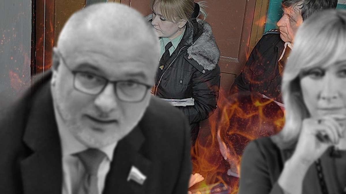 Государственная Дума приняла очередной ювенальный законопроект