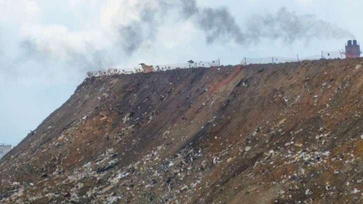 Полигон отходов «Кучино» в Балашихе закрыли после указания Путина