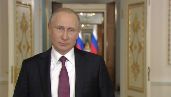 Путин поздравил выпускников и призвал не бояться своих амбиций