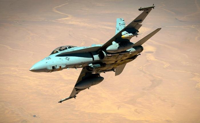Война без правил начинается в сирийском небе