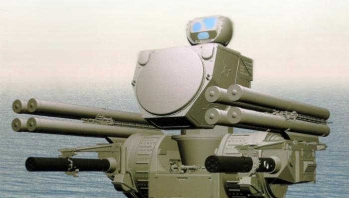 Морской зенитный ракетно-артиллерийский комплекс «Панцирь» запущен в серию