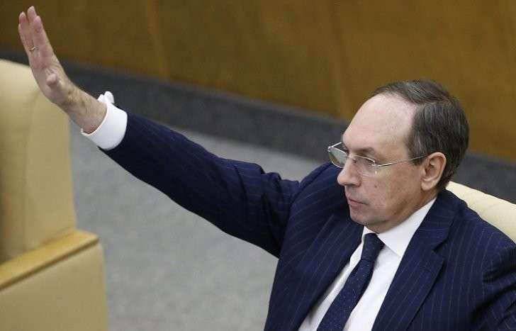 Председатель комитета Государственной думы РФ по образованию и науке Вячеслав Никонов